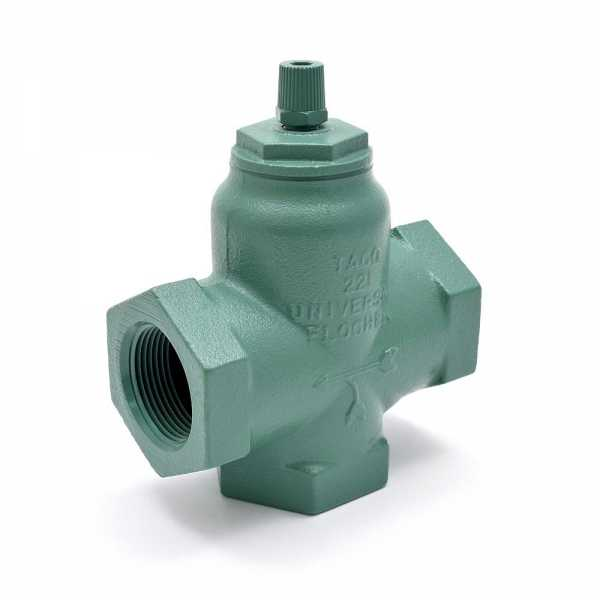 "221-6 1-1/4"" Threaded Taco Flo Check Valve, Cast Iron"