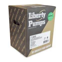 Automatic Sump Pump w/ Wide Angle Float Switch, 10' cord, 1/3HP, 115V