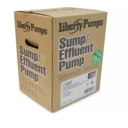 Automatic Sump Pump w/ Vertical Float Switch, 10' cord, 1/3HP, 115V