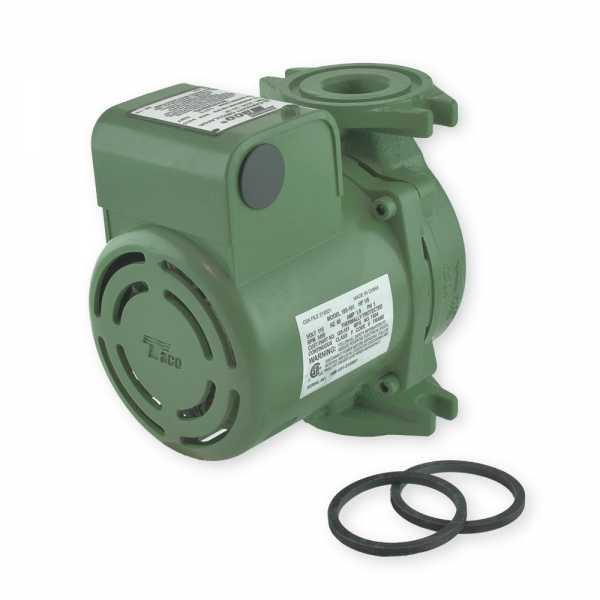 2400 Series Circulator Pump, 1/6 HP, 115V