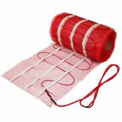 Senphus 2FHM-100 100 sq. ft. Electric Radiant Heat Mat, 110V ~ 120V