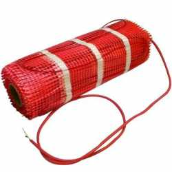 60sqft Electric Radiant Floor Heating Mat, 120V