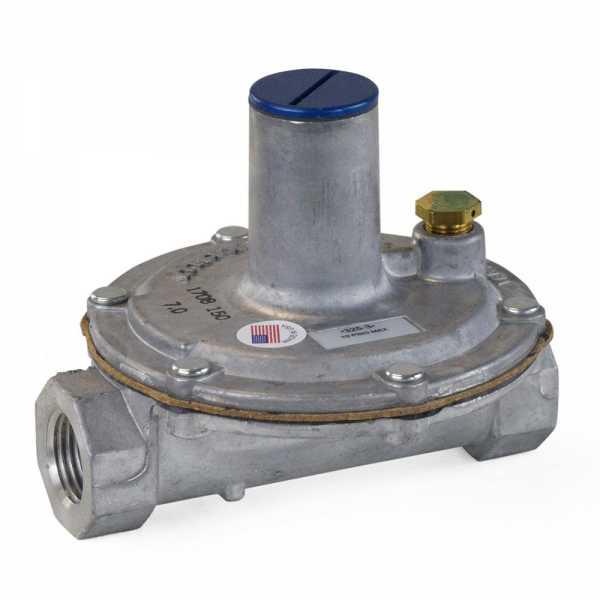 "1/2"" Gas Appliance Regulator w/ Vent Limiter (325-3V series)"