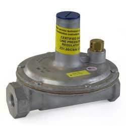 "1/2"" Gas Appliance & Line Pressure Regulator w/ Vent Limiter (325-5LV series)"