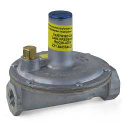 "3/4"" Gas Appliance & Line Pressure Regulator w/ Vent Limiter (325-5LV series)"