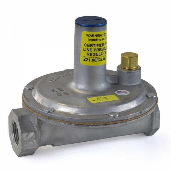"3/4"" Gas Appliance & Line Pressure Regulator w/ Vent Limiter (325-5LV series)"