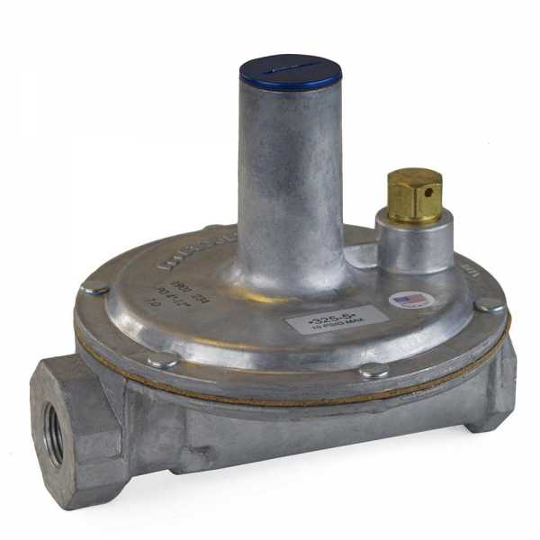 "1/2"" Gas Appliance Regulator w/ Vent Limiter (325-5V series)"