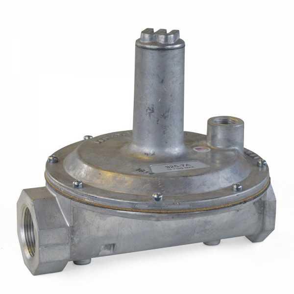 """1-1/4"""" Gas Appliance Regulator (325-7A series)"""