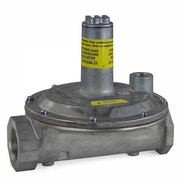 "1-1/4"" Gas Appliance & Line Pressure Regulator (325-7AL series)"