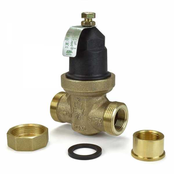 "3/4"" Pressure Reducing Valve, 15-75 psi (Lead-Free)"