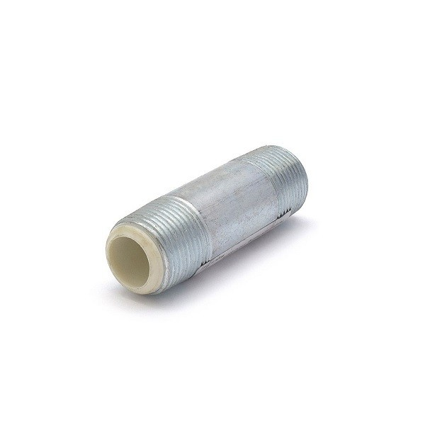 """3/4"""" x 3"""" Galvanized (Dielectric) Pipe Nipple"""