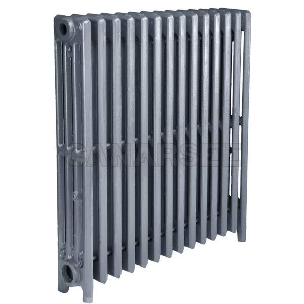 "OCS CFS-425 Cast Iron Radiator, 4 Col x 25"" Inch, with Legs"