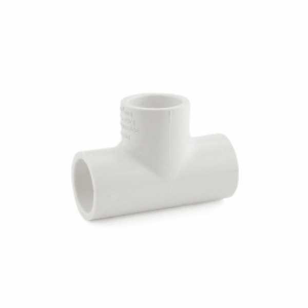 """1/2"""" PVC (Sch. 40) Tee"""