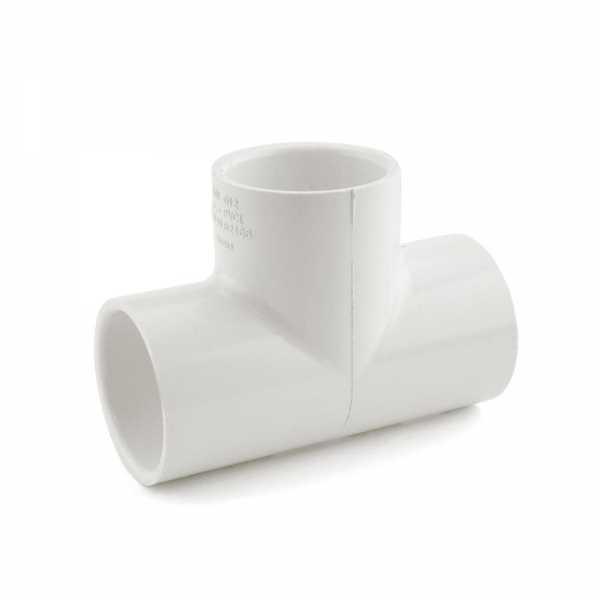 """1-1/4"""" PVC (Sch. 40) Tee"""