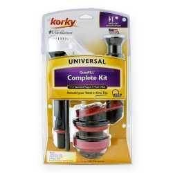 "Korky 2"" Universal Adjustable All-in-One Toilet Repair Kit"