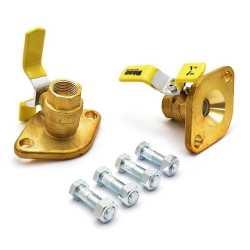 3/4 IPS Isolator Flange""