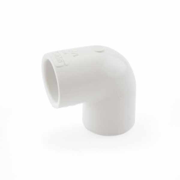 "1/2"" PVC (Sch. 40) 90° Elbow"