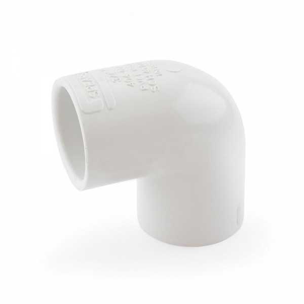 "3/4"" PVC (Sch. 40) 90° Elbow"