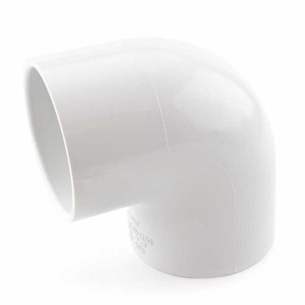 "2"" PVC (Sch. 40) 90° Elbow"