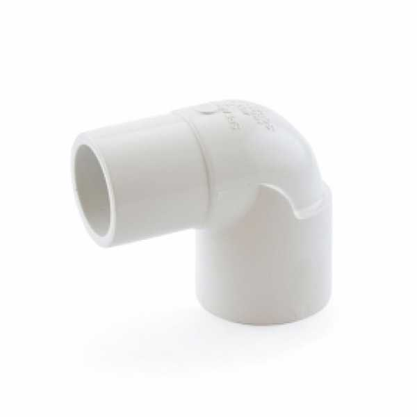 "1"" PVC (Sch. 40) 90° Street Elbow"