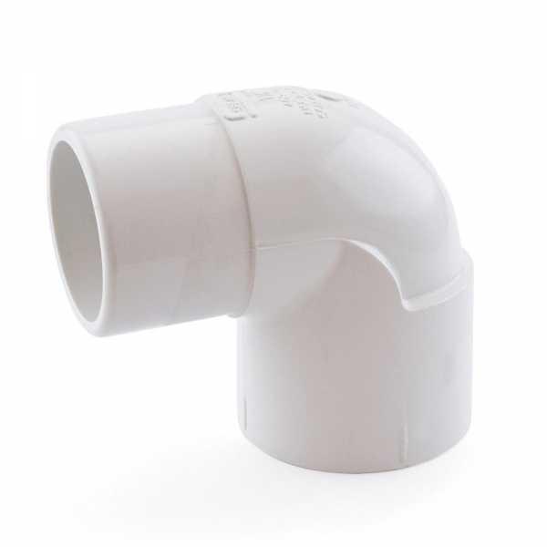 "1-1/2"" PVC (Sch. 40) 90° Street Elbow"