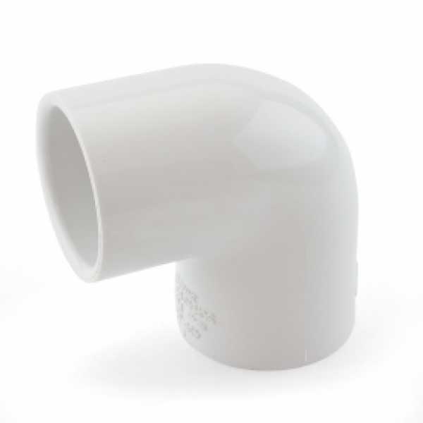 "1"" PVC (Sch. 40) 90° Elbow"