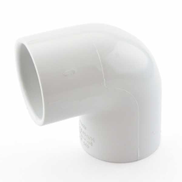 "1-1/4"" PVC (Sch. 40) 90° Elbow"