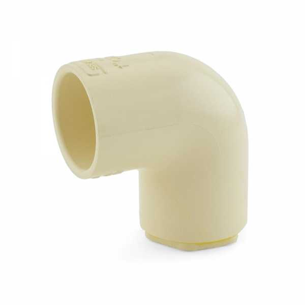 "1"" x 3/4"" CPVC CTS 90° Reducing Elbow (Socket)"