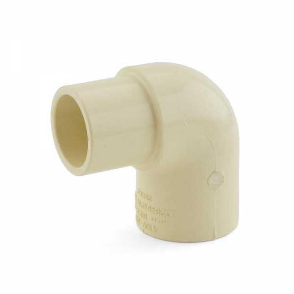 """1"""" CPVC CTS 90° Street Elbow (Spigot x Socket)"""