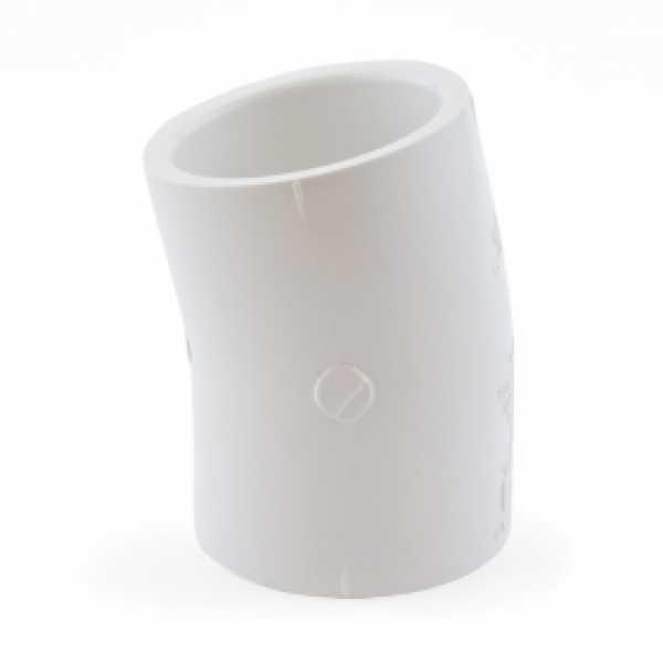 "2"" PVC (Sch. 40) 11.25° Elbow"