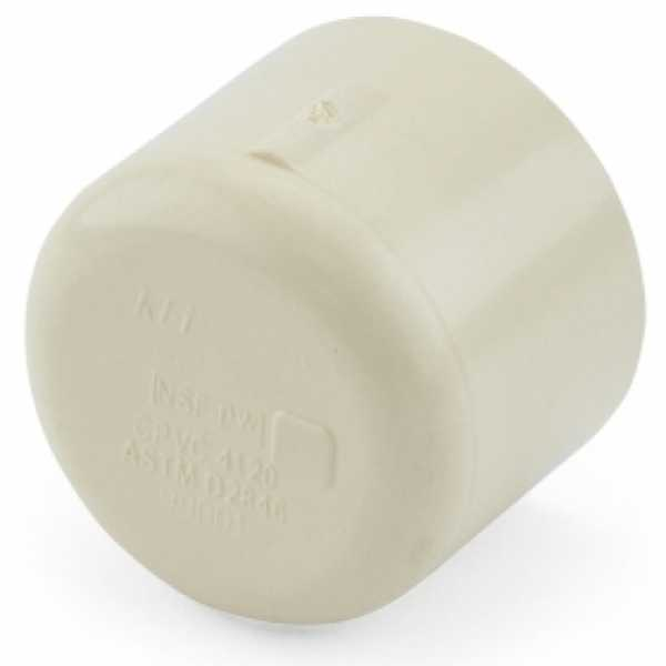 "1"" CTS CPVC Cap (Socket)"