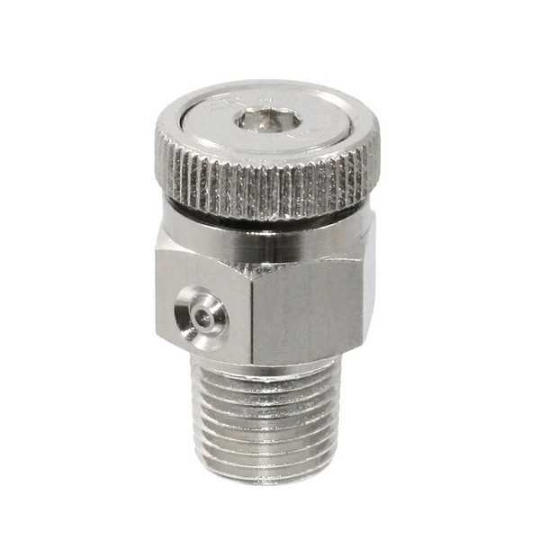 "1/8"" NPT Coin Vent"