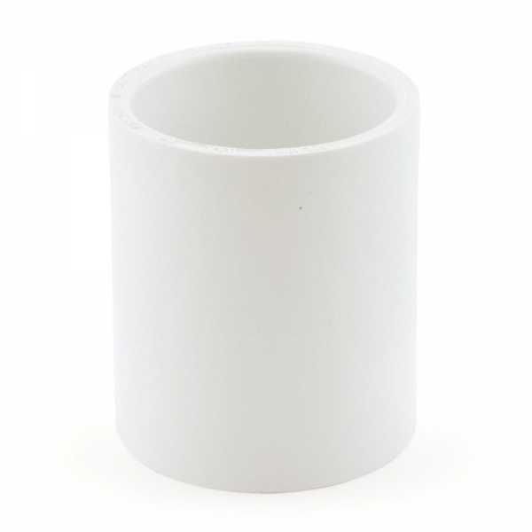 "1-1/4"" PVC (Sch. 40) Coupling"