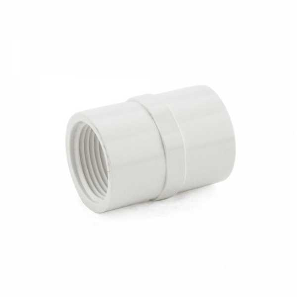 "3/4"" PVC (Sch. 40) Socket x FIP Adapter"