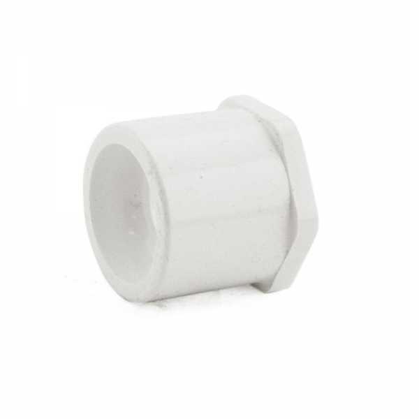 "1"" x 1/2"" PVC (Sch. 40) Spigot x Socket Bushing"