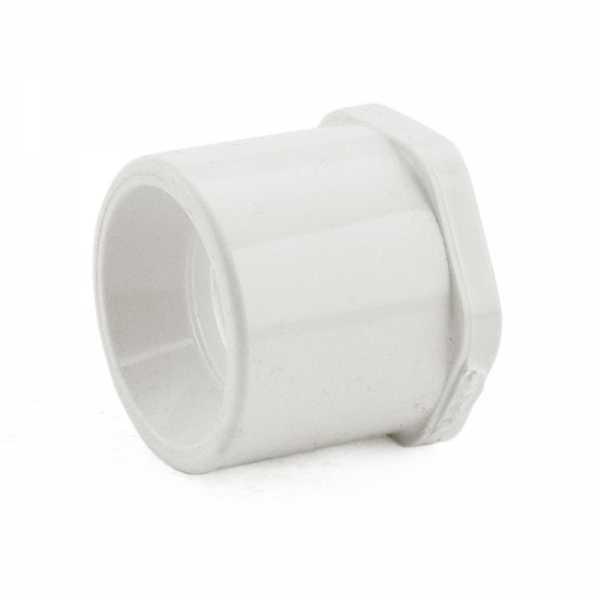 "1-1/4"" x 3/4"" PVC (Sch. 40) Spigot x Socket Bushing"