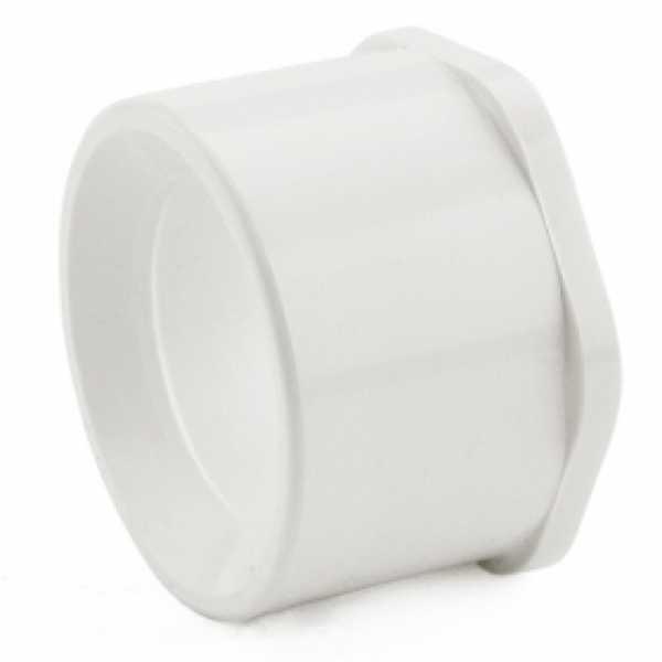 "2"" x 1-1/4"" PVC (Sch. 40) Spigot x Socket Bushing"