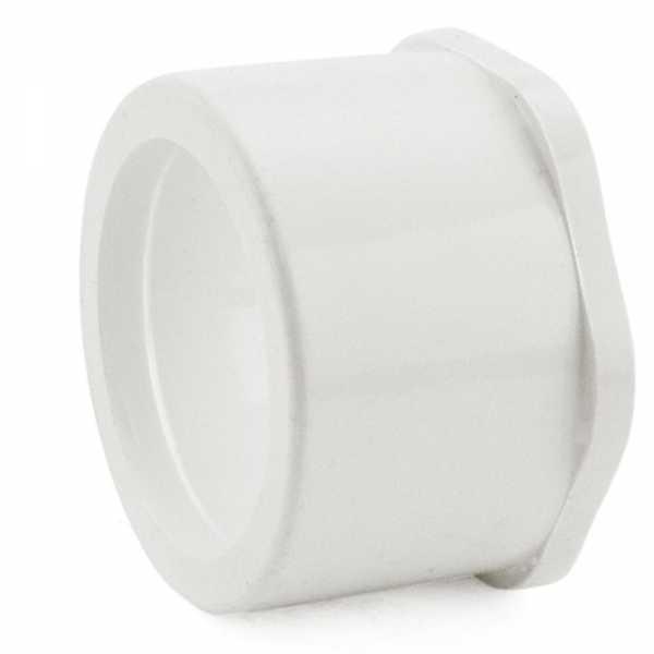 "2"" x 1-1/2"" PVC (Sch. 40) Spigot x Socket Bushing"