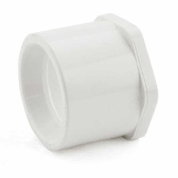 "1-1/2"" x 1"" PVC (Sch. 40) Spigot x Socket Bushing"