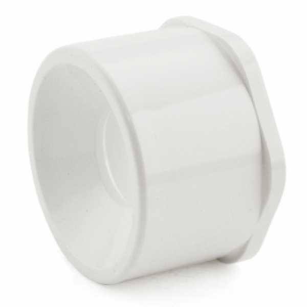 "2"" x 3/4"" PVC (Sch. 40) Spigot x Socket Bushing"