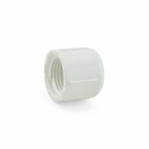 """1/2"""" PVC (Sch. 40) FIP Cap"""