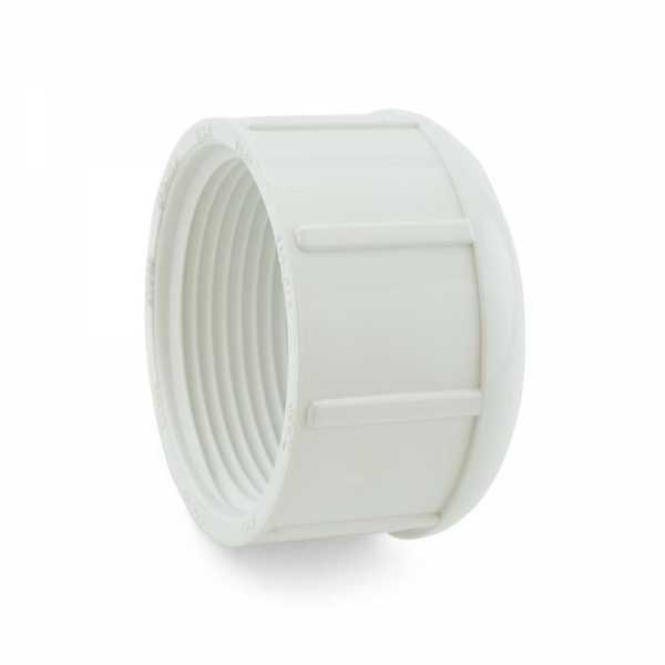 """1-1/2"""" PVC (Sch. 40) FIP Cap"""