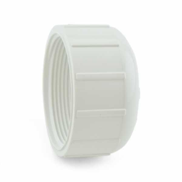 """2"""" PVC (Sch. 40) FIP Cap"""
