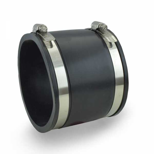 "4"" Flexible Rubber Coupling"