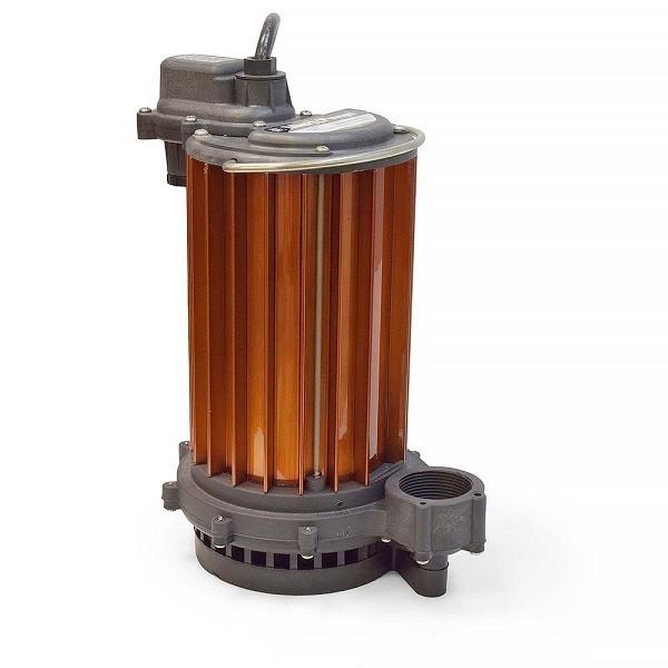 Liberty Pumps 450, 1/2HP Manual Submersible Sump Pump, 115V, 10'