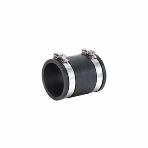 """2 Rubber Coupling (Cast Iron or PVC to Cast Iron or PVC)"""""""