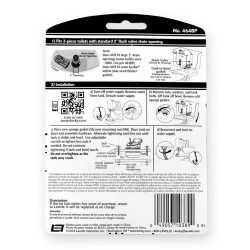 "Korky 2"" Universal Tank-To-Bowl Toilet Gasket Kit"