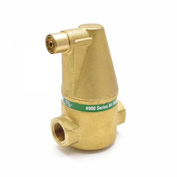 "3/4"" Threaded 4900 series Air Separator"