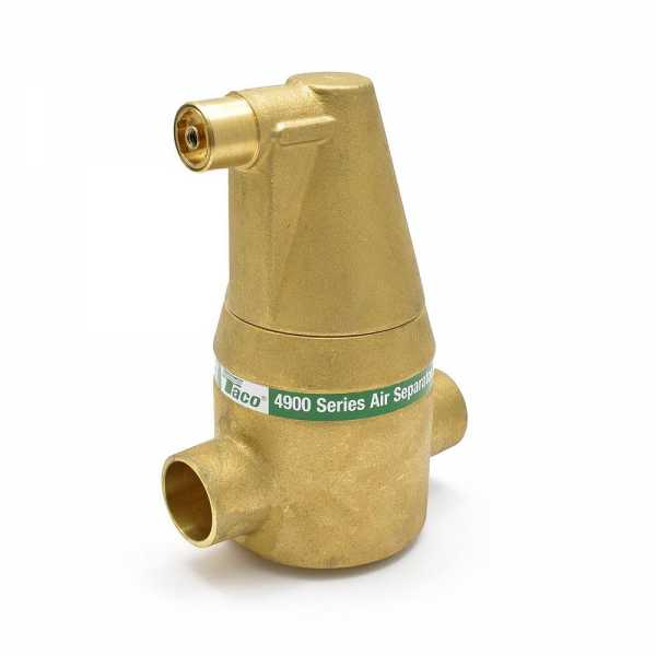 "1"" Sweat 4900 series Air Separator"