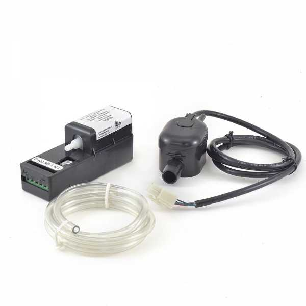 Little Giant 553455 EC Series In-pan Float Switch Condensate Removal Pump, 110v ~ 120v